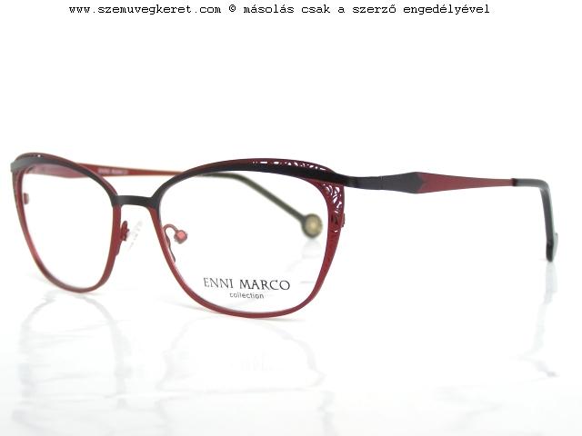 Enni Marco 11-527 22. Enni Marco optikai szemüvegkeret e6f05ff429